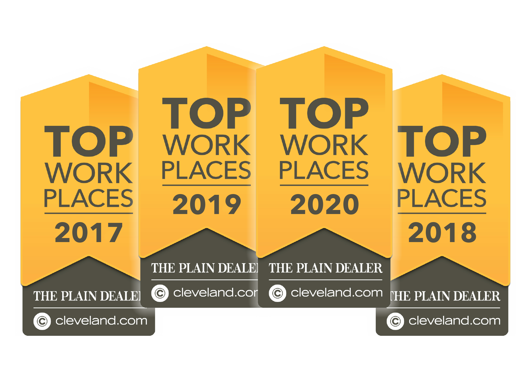 Top Workplaces 2020 - The Plain Dealer